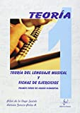 Teoría del lenguaje musical y fichas de ejercicios, 1 grado elemental