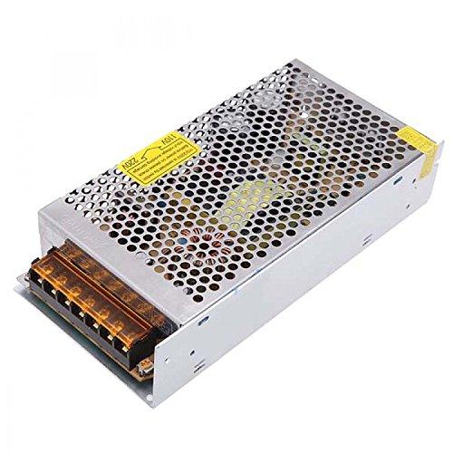 Preisvergleich Produktbild OYY 12V 10A 120W Trafo Transformator Schaltnetzteil Netzteil Netzgerät Trafo Stromversorgung für LED Strip RGB Streifen und weitere Geräte mit DC 12V