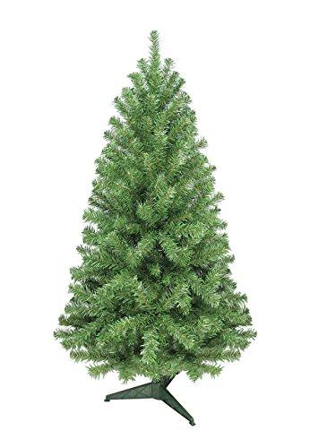 Dekoflower - Künstlicher Weihnachtsbaum Christbaum Tannenbaum Nordmanntanne 150 cm grün