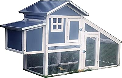FeelGoodUK Poultry Ark Home Chicken Coop by FeelGoodUK
