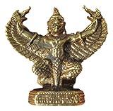 Best Amulettes Jewelries - Garuda Oiseau Divinité Dieu Figure Petite statue morsure Review