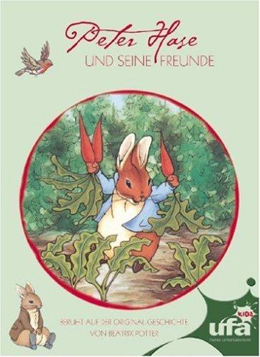 Peter Hase und seine Freunde [2 DVDs]