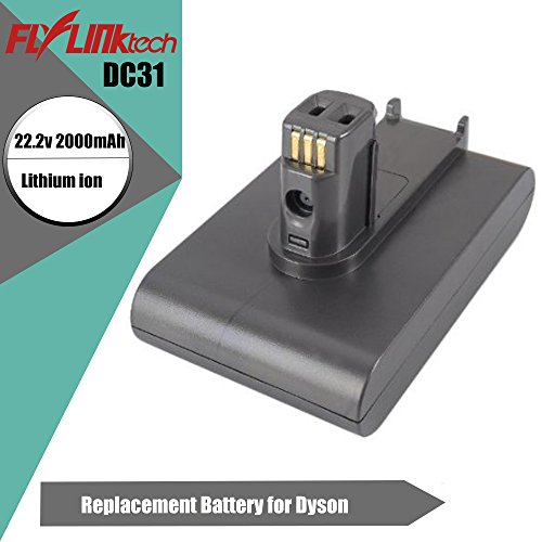 flylinktech-dyson-dc31-222v-2000mah-li-ion-rechargeable-battery-replacement-for-dyson-cordless-vacuu