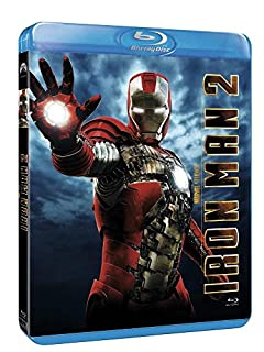 Iron Man 2 [Blu-ray] (B00FAT846I) | Amazon price tracker / tracking, Amazon price history charts, Amazon price watches, Amazon price drop alerts