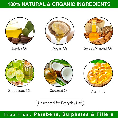 Premium-Beard-Oil--XL-100ml-Bottle-Proven-to-Make-Your-Beard-Kissably-Soft--Voted-Best-Beard-Oil-For-Men-Blended-with-6-Luxurious-Natural-Organic-Oils-Vitamins