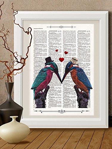 impression-illustration-kingfisher-oiseau-sur-livre-ancien-fl01