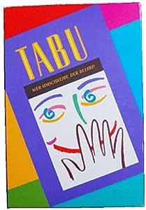 Tabu Das Spiel