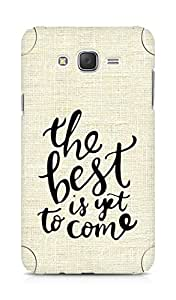 AMEZ the best is yet to come Back Cover For Samsung Galaxy J7