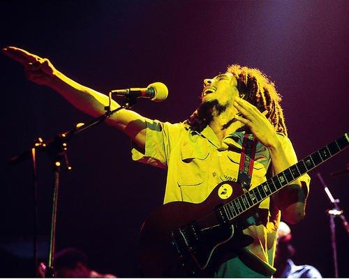 Bob Marley 8x 10foto a colori