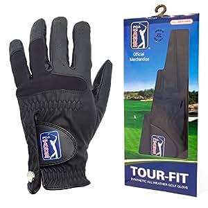 PGA Tour Gants de golf tout temps main gauche M/L