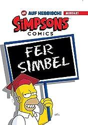Simpsons Mundart, Bd. 1: Die Simpsons auf Hessisch