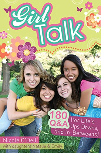 Girl Talk: 180 Q&A (for Life's Ups, Downs, and In-Betweens)