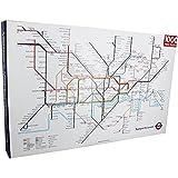 Robert Frederick Jigsaw 1000 Piece Rectangular - London Underground, Assorted