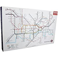 London Underground Map 1000 Piece Jigsaw Puzzle 750mm x 500mm (rf)
