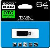 GOODRAM OTG Twin-chiavetta USB 3,0bis 64GB