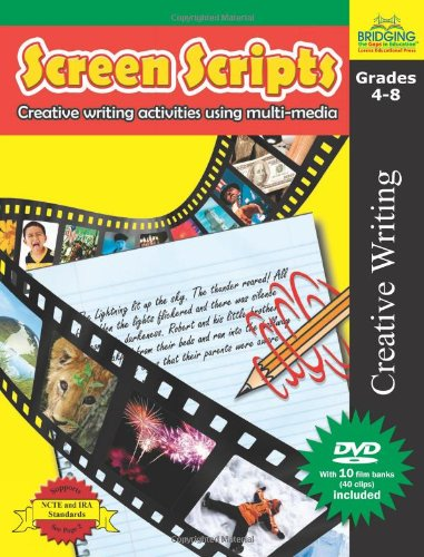 Screen Scripts: Creative Writing Activities Using Multi-Media