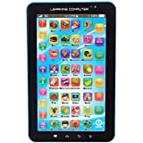 Educational Learning Tablet For Kids To Improve English Pronunciation (Color May Vary), Multi Color By- Must Visit