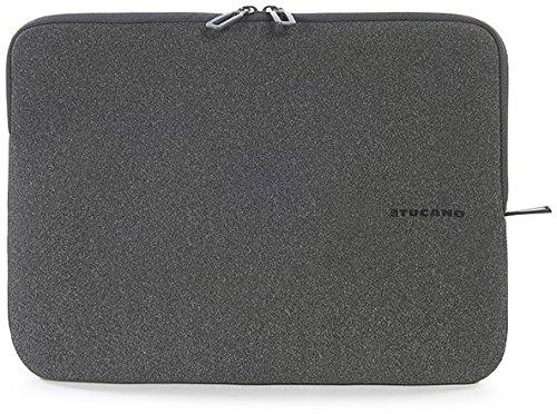 Tucano BFM1112-BK Second Skin Melange Neopren Notebook Sleeve, 28,70-30,48 cm (11,3-12 Zoll) schwarz