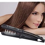 Hair Straightener Flat Iron, Good Hair Straightener, Natural Hair Straightener, Dual Use Ceramic Vapor SteamHair...