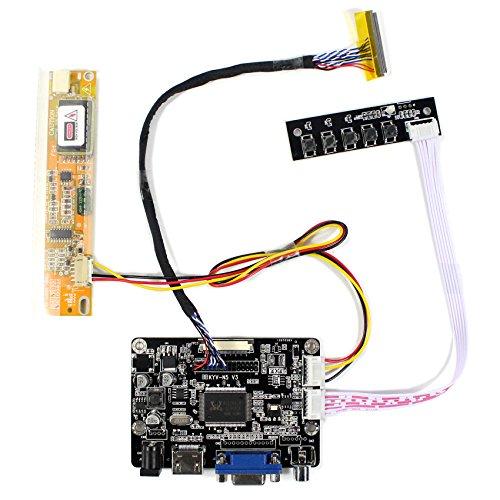 HDMI VGA AV-Eingang LCD Controller Board für 14,1