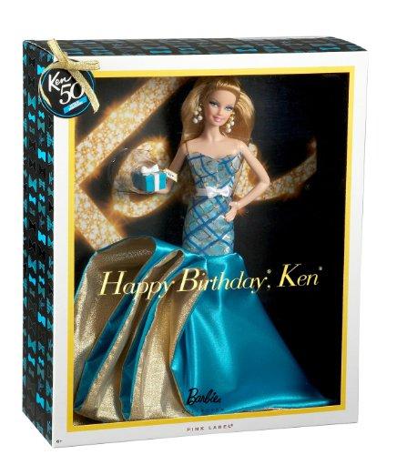Imagen 2 de Barbie V0438 Mattel colección, Feliz Cumpleaños Ken! De la muñeca