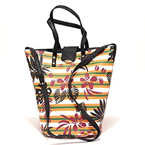 Donna Kos Borsa Liu 9882r Double Tropical Woman Jo Hand Bag Secchiello dI1qnw