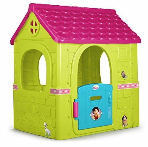FEBER- Casita Fantasy House, diseño Heidi, Color (Famosa 800010249)