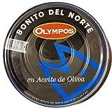 Bonito del norte Olympos lata de 1,800 kg.