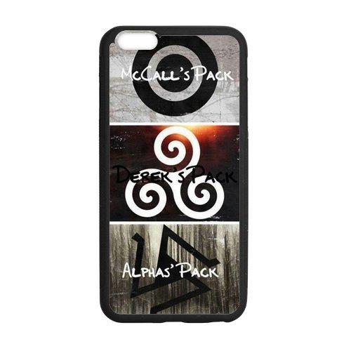 iPhone6Plus Rubber Cover Customize Teen Wolf Case for iPhone 6S Plus (pouces) Coque Back Case en Silicone pour iphone6s Plus, Coques iphone