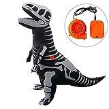 StageOnline Aufblasbares Dinosaurier-Erwachsenes Partei-Kostüm-lustiges Kleid Cosplay Leistung Costumes, Tyrannosaurus Rex