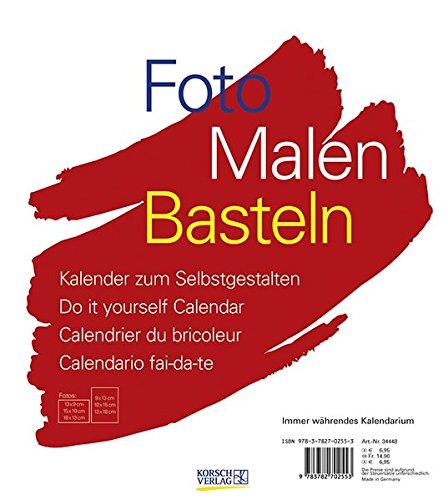 foto-malen-basteln-weiss-klein-kalender-zum-selbstgestalten-immer-wahrendes-kalendarium