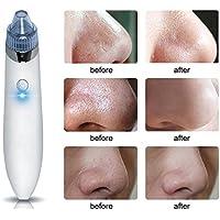 Vacuum Rimozione Comedoni e Brufoli Facial Naso Pore Cleaner 4 teste Intercambiabili / Ricarica USB