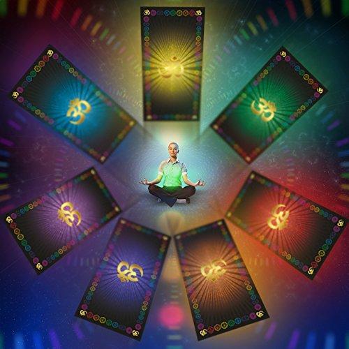OM AUM Tuch Symbol YOGA Chakram Meditation Kissen Mat Fitness PURPLE-BIG