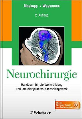 Pädiatrische Handbuch (Neurochirurgie: Handbuch für die Weiterbildung und interdisziplinäres Nachschlagewerk)
