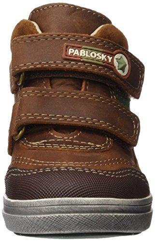 Pablosky Jungen 575092 Sneaker Braun