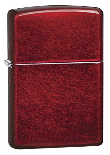zippo-21063-windproof-lighter-without-logo-candy-apple-red-regular