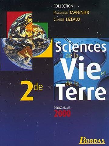 Sciences de la vie et de la terre, 2nde. Manuel 2000