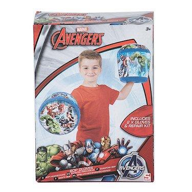 Sambros AVE-3084- Guanti Avengers Bop (taglia unica)