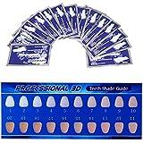 Genkent 28 Bandas Blanqueadoras Dientes Blanqueamiento de dientes tiras con avanzada tecnología antideslizante - Whitestrips - Teeth Whitening Strips