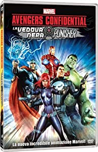 Avengers Confidential - La Vedova Nera & Punisher (DVD)