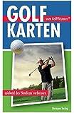 Golf Karten ; spielend das Handicap verbessern