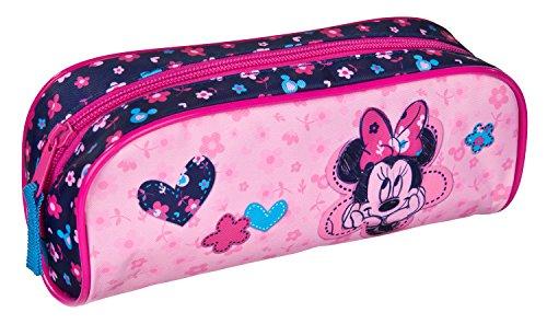 Undercover astuccio disney minnie mouse, ca. 10 x 21 x 6 cm