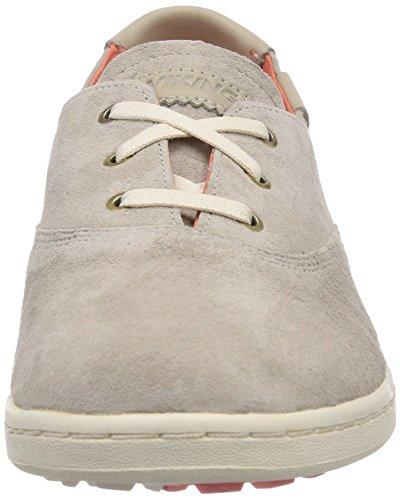Viking Var Damen Sneakers Beige (Sand/Coral 6051)
