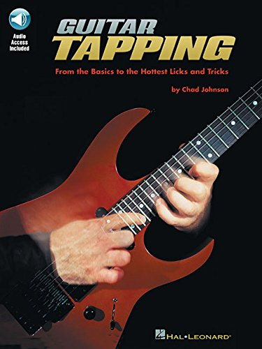 Guitar Tapping [With CD (Audio)] por Chad Johnson