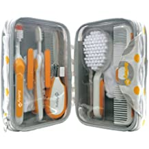 Safety 1st 38533760 - Juego de accesorios para el cuidado del bebé con estuche (8 piezas)