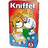 Schmidt Spiele 51245 Kniffel: Kniffel Kids in Metalldose