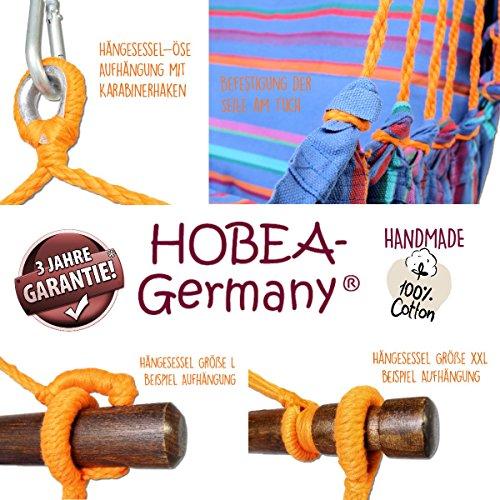 HOBEA-Germany Hängesessel: Rosetta