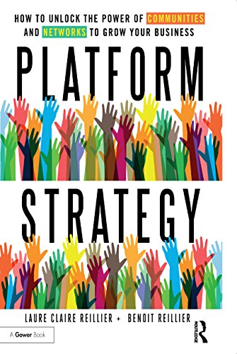 Platform Strategy: How to Unlock the Power of Communities and Networks to Grow Your Business (English Edition) Unlock Apple