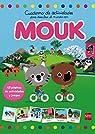 Cuaderno de actividades para descubrir el mundo con Mouk par Boutavant