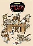vignette de 'La Vie rêvée du Capitaine Salgari (Paolo BACILIERI)'